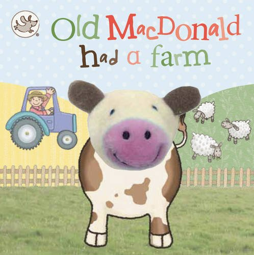 Old Macdonald Had a Farm (Little Learners Finger Puppet Book) By Little Learners