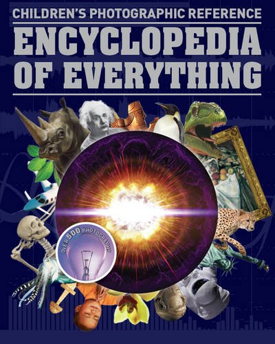 Encyclopedia of Everything By Parragon Books
