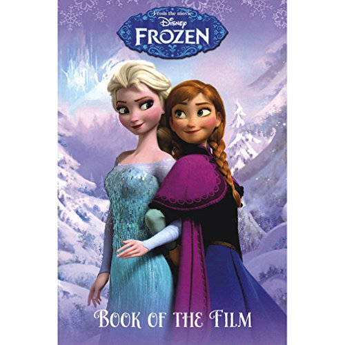 Disney Frozen Book of the Film by