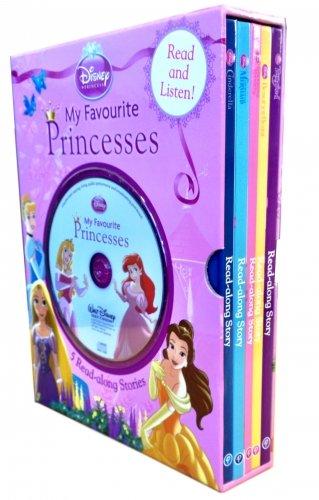 Disney My Favourite Princesses By Disney