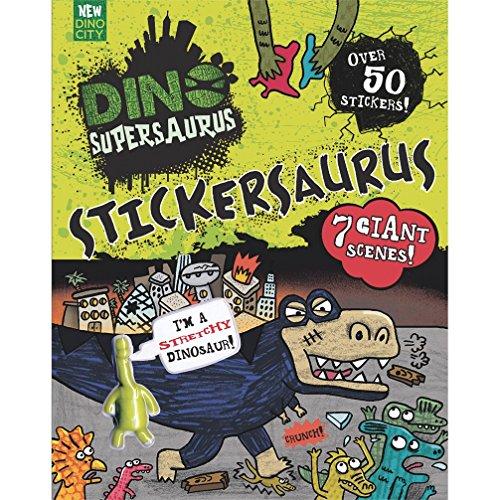 Dino Supersaurus By Parragon Books