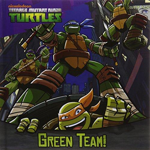 Teenage Mutant Ninja Turtles Picture Storybook By Nickelodeon