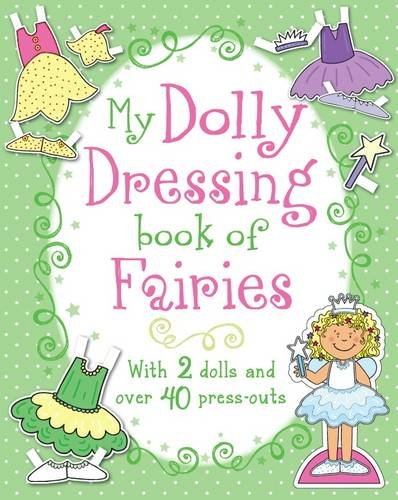 Dolly Dressing Book of Fairies