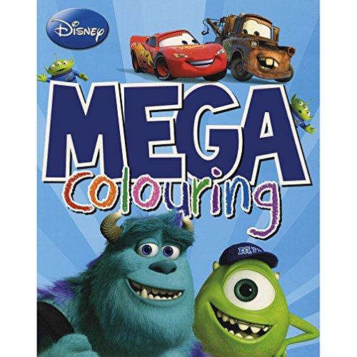 Disney Mega Colouring by