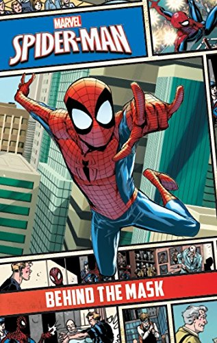 Marvel Spider-Man Behind the Mask By Marvel
