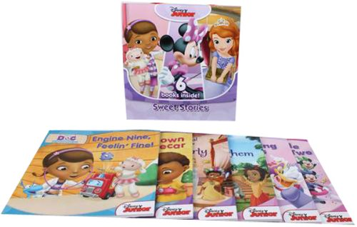 Disney Junior Sweet Stories By Parragon Books Ltd