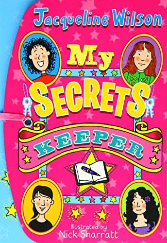 Jacqueline Wilson My Secrets Keeper von Jacqueline Wilson