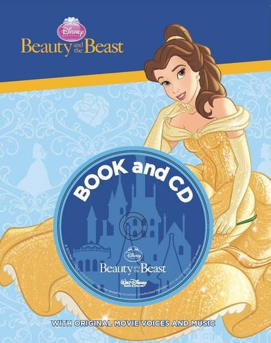 Disney Princess - Beauty and the Beast By Parragon Books Ltd
