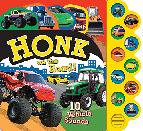 Honk on the Road! By Parragon Books Ltd