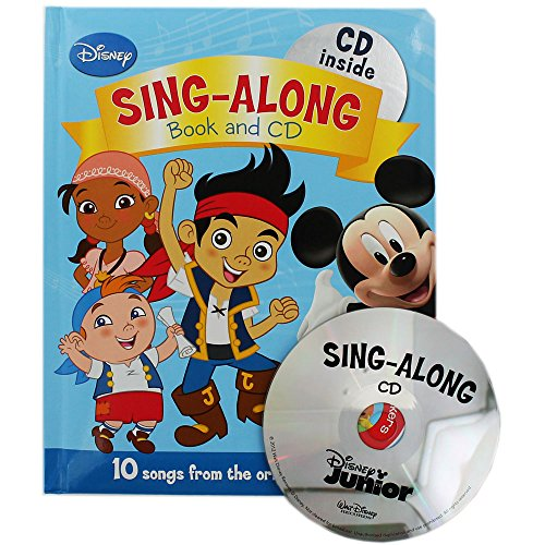 Disney Junior Sing By Parragon Books Ltd