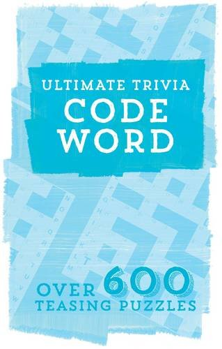 Codeword By Parragon Books Ltd