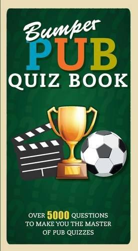 Bumper Pub Quiz Book by
