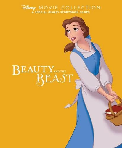 Disney Movie Collection: Beauty and the Beast By Parragon Books Ltd