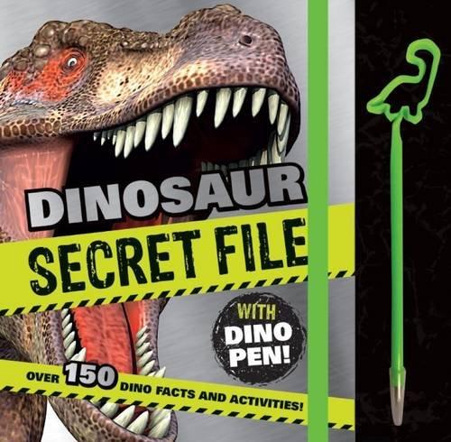 Dinosaur Secret File By Parragon Books Ltd