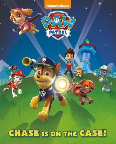 Nickelodeon Magical Story with Lenticular Paw Patrol Chase is on the Case Illustrated by Fabrizio Petrossi