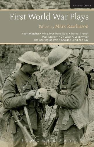 First World War Plays par Dr Mark Rawlinson