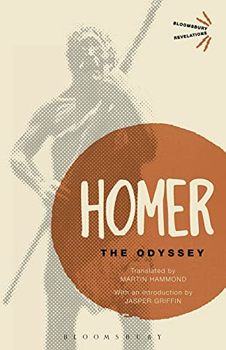 The Odyssey (Bloomsbury Revelations) By Homer