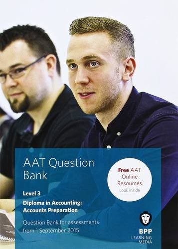 AAT Accounts Preparation By BPP Learning Media
