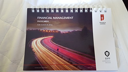 ICAEW Financial Management By BPP Learning Media