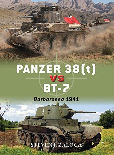 Panzer 38(t) vs BT-7 By Steven J. Zaloga