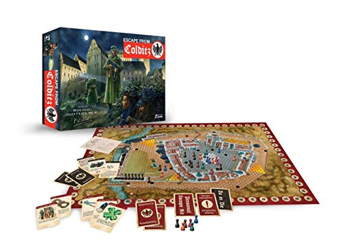 Escape from Colditz by Pat Reid