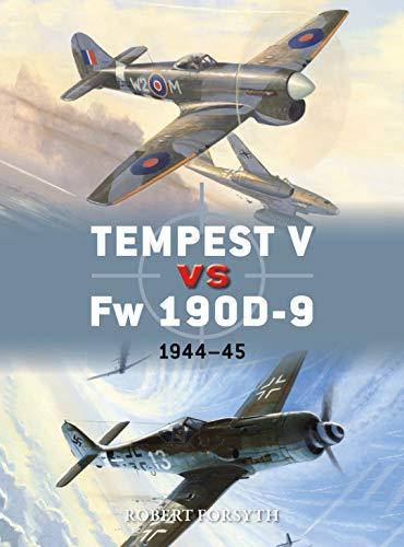 Tempest V vs Fw 190D-9 By Robert Forsyth
