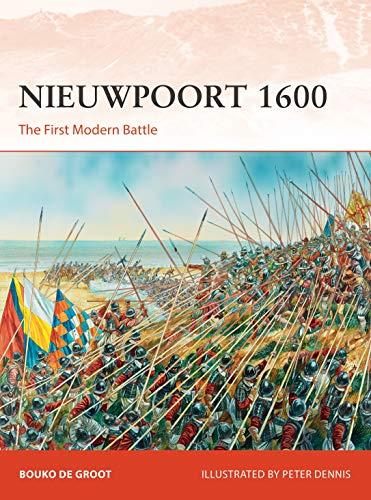Nieuwpoort 1600 By Bouko de Groot