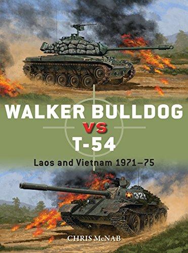 Walker Bulldog vs T-54 By Chris McNab