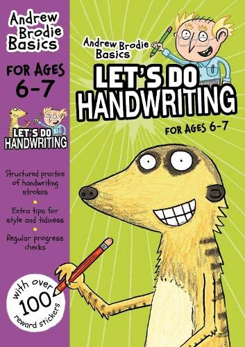 Let's do Handwriting 6-7 (Andrew Brodie Basics) By Andrew Brodie