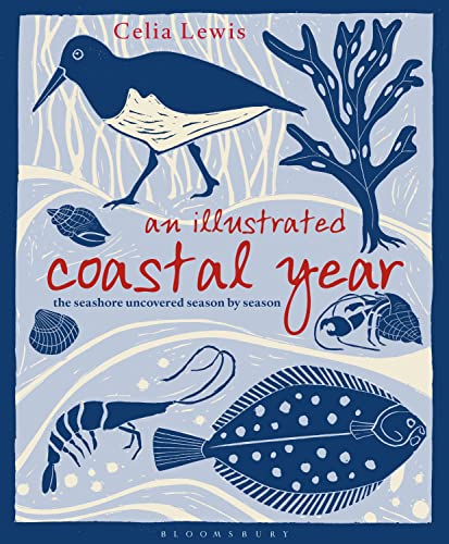 An Illustrated Coastal Year: The seashore uncovered season by season By Celia Lewis