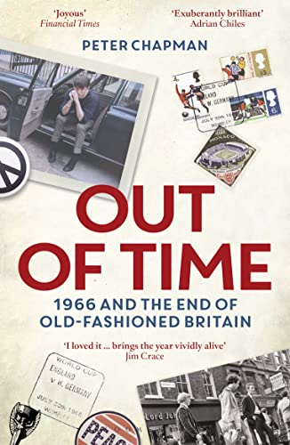 Out of Time By Peter Chapman