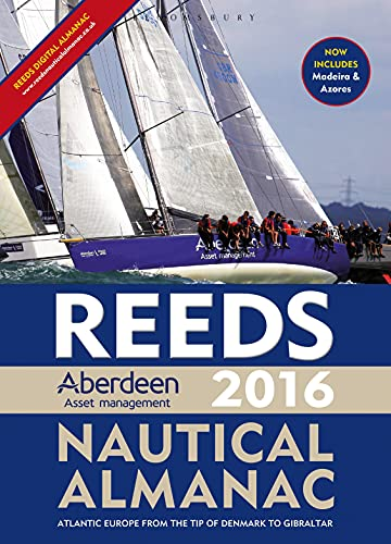 Reeds Nautical Almanac 2016 by Perrin Towler