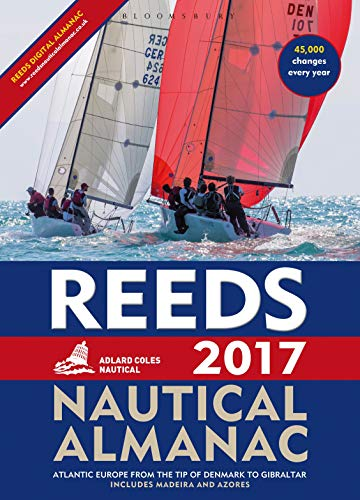 Reeds Nautical Almanac 2017 by Perrin Towler