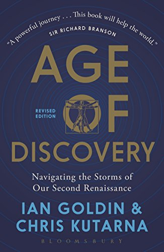 Age of Discovery: Navigating the Storms of Our Second Renaissance () by Ian Goldin