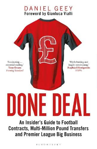 Done Deal By Daniel Geey