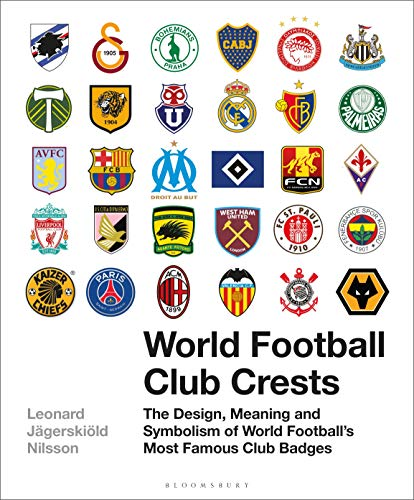 World Football Club Crests By Mr Leonard Jagerskioeld Nilsson