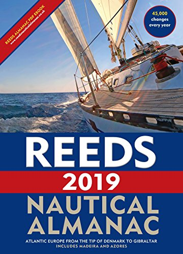 Reeds Nautical Almanac 2019 By Perrin Towler