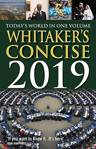 Whitaker's Concise 2019 By Whitaker's