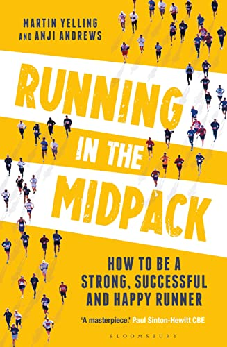 Running in the Midpack By Martin Yelling