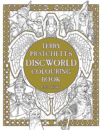 Terry Pratchett's Discworld Colouring Book von Paul Kidby