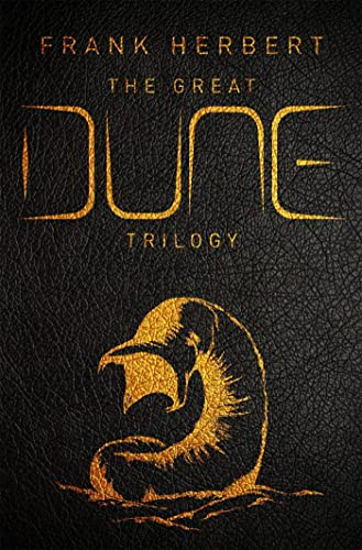 The Great Dune Trilogy By Frank Herbert