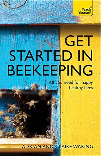 Get Started in Beekeeping By Adrian Waring