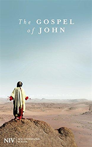 NIV LUMO JESUS Gospel of John By New International Version