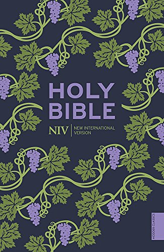 NIV Holy Bible (Hodder Classics) (New International Version) By New International Version