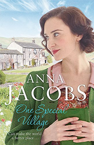 One Special Village: Book 3 in the lively, uplifting Ellindale saga (Ellindale Series) By Anna Jacobs
