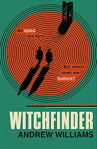 Witchfinder By Andrew Williams
