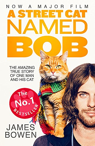 A Street Cat Named Bob: How one man and his cat found hope on the streets By James Bowen