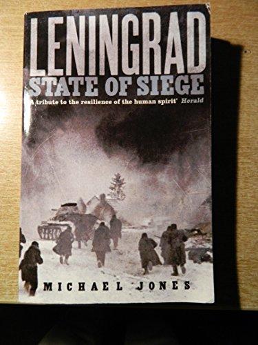 Leningrad By Jones Michael Used Very Good
