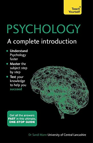 Teach Yourself Psychology - A Complete Introduction By Teach Yourself