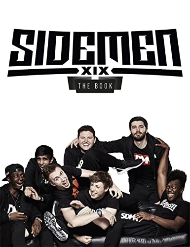 Sidemen: The Book by The Sidemen